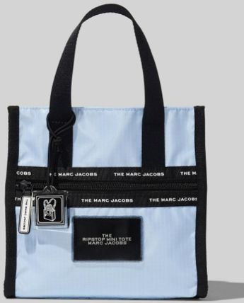 MARC JACOBS トートバッグ MARC JACOBS★THE RIPSTOP MINI TOTE☆ミニ・トート☆(9)