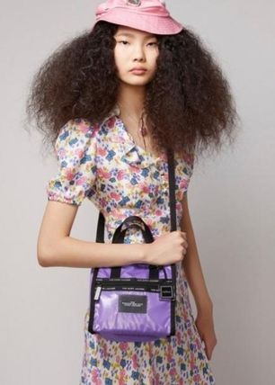 MARC JACOBS トートバッグ MARC JACOBS★THE RIPSTOP MINI TOTE☆ミニ・トート☆(13)