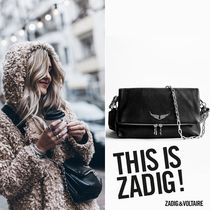 Zadig and Voltaire★Rocky Bag 2wayショルダーバッグPWGAB2007F
