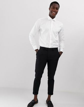 TED BAKER トップスその他 Ted Baker slim fit shirt in white(4)
