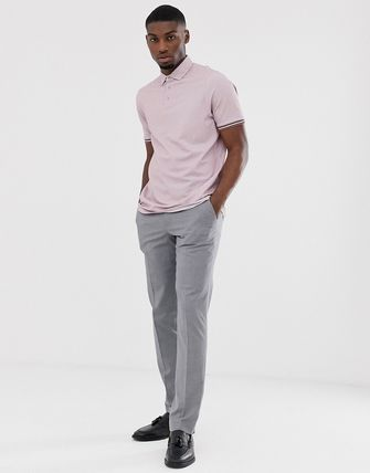 TED BAKER トップスその他 Ted Baker polo shirt with texture and tipping(4)