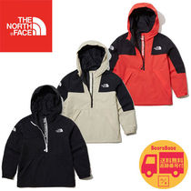 THE NORTH FACE K'S NEW MOUNTAIN ANORAK BBM504 追跡付