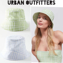 ●Urban Outfitters●新作 ギンガム パステル バケットハット