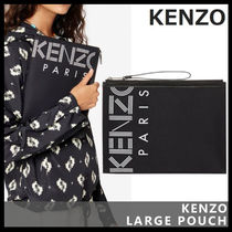 【KENZO ケンゾー】LARGE POUCH 5PM202 F24
