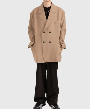 Raucohouse ジャケットその他 Raucohouse OVER DOUBLE BREASTED BLAZER(2)
