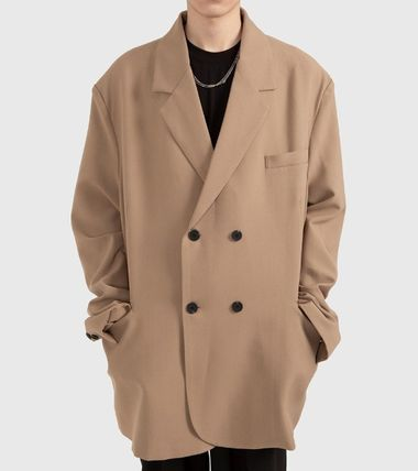 Raucohouse ジャケットその他 Raucohouse OVER DOUBLE BREASTED BLAZER(4)