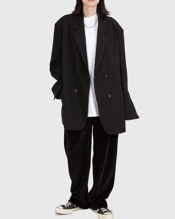 Raucohouse ジャケットその他 Raucohouse OVER DOUBLE BREASTED BLAZER(5)