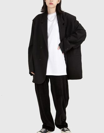 Raucohouse ジャケットその他 Raucohouse OVER DOUBLE BREASTED BLAZER(6)