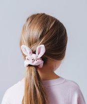 Mimi & Lula★後姿が可愛いVelvet Scrunchies Set of Two♪