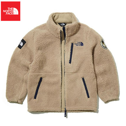 【THE NORTH FACE】K'S RIMO FLEECE JACKET  NJ4FL54S キッズ