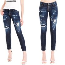 2020SS DSQUARED2  Jennifer cropped  jeans S72LB0301S30664470