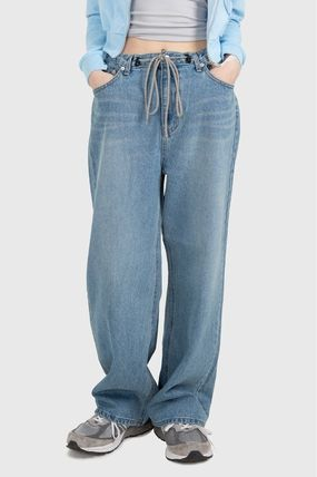 Raucohouse デニム・ジーパン Raucohouse  90'S EASY STRING DENIM PANTS(4)