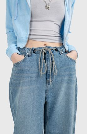 Raucohouse デニム・ジーパン Raucohouse  90'S EASY STRING DENIM PANTS(5)