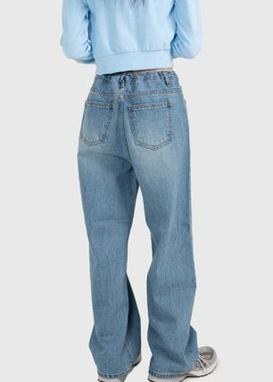 Raucohouse デニム・ジーパン Raucohouse  90'S EASY STRING DENIM PANTS(6)