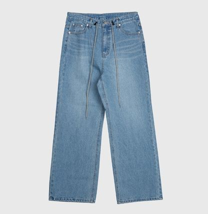 Raucohouse デニム・ジーパン Raucohouse  90'S EASY STRING DENIM PANTS(7)