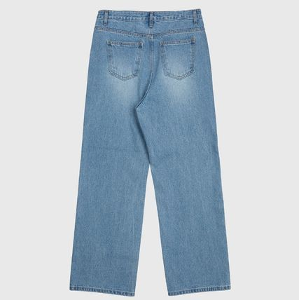 Raucohouse デニム・ジーパン Raucohouse  90'S EASY STRING DENIM PANTS(8)