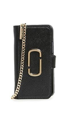 MARC JACOBS スマホケース・テックアクセサリー 【100%正規品】marc jacobs チェーン iPhone ケース 11 Pro(6)