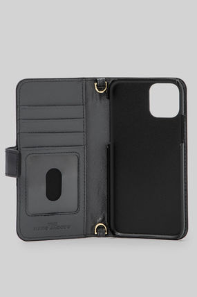 MARC JACOBS スマホケース・テックアクセサリー 【100%正規品】marc jacobs チェーン iPhone ケース 11 Pro(4)