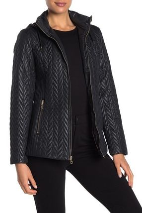 kate spade new york アウターその他 関税.送料込 ケートスペード  Short Quilted Moto Jacket(2)
