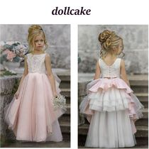 dollcake★UPON ARRIVAL GOWN フリルドレス