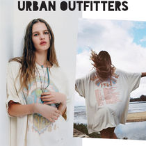 Urban Outfitters(アーバンアウトフィッターズ) Tシャツ・カットソー ● Urban Outfitters ●人気 Van Halen バンド Tシャツ 白