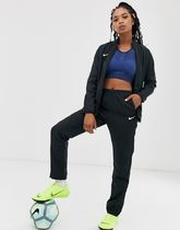 Nike Football dry academy tracksuit in black
