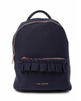 TED BAKER バックパック・リュック 関税・送料込 TED BAKER テッドベイカー Ruffleバックパック(3)