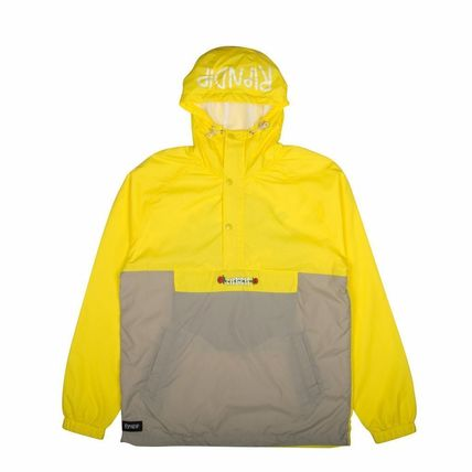 RIPNDIP ジャケットその他 Ripndip Cuddle Anorak Jacket Yellow XL(2)