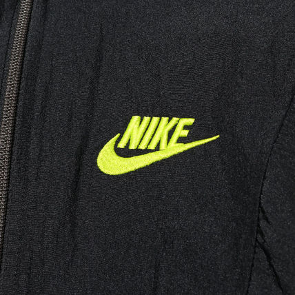 Nike ジャケットその他 ☆国内発送 正規品☆NIKE AS M NSW RE-ISSUE JKT WVN BLACK(4)