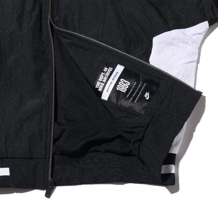 Nike ジャケットその他 ☆国内発送 正規品☆NIKE AS M NSW RE-ISSUE JKT WVN BLACK(6)
