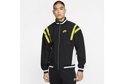 Nike ジャケットその他 ☆国内発送 正規品☆NIKE AS M NSW RE-ISSUE JKT WVN BLACK(7)