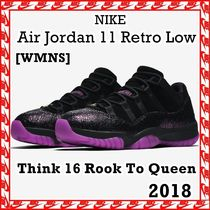 NIKE Jordan 11 Retro Low Think 16 Rook To Queen WMNS 2018