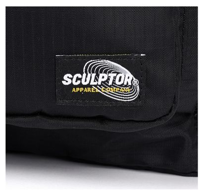 SCULPTOR バックパック・リュック 関税込 日本未入荷★SCULPTOR★Double Pouch Nylon Backpack 4色(8)