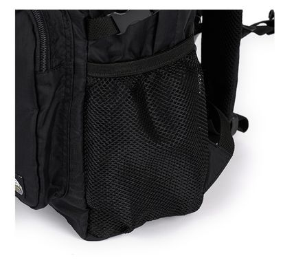 SCULPTOR バックパック・リュック 関税込 日本未入荷★SCULPTOR★Double Pouch Nylon Backpack 4色(9)