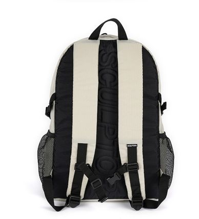 SCULPTOR バックパック・リュック 関税込 日本未入荷★SCULPTOR★Double Pouch Nylon Backpack 4色(16)