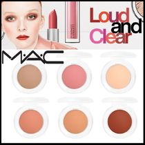 ☆MAC☆ 新作 LOUD AND CLEAR EYE SHADOW アイシャドウ