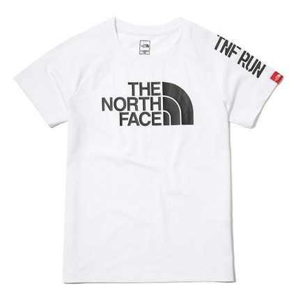 THE NORTH FACE キッズスポーツウェア 【THE NORTH FACE】K'S SUN FREE BIG LOGO LOUNGE SET White(2)