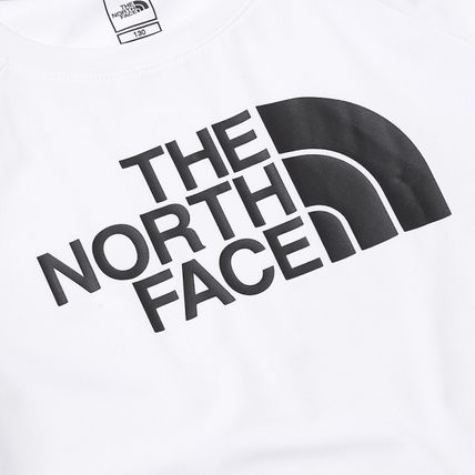 THE NORTH FACE キッズスポーツウェア 【THE NORTH FACE】K'S SUN FREE BIG LOGO LOUNGE SET White(5)