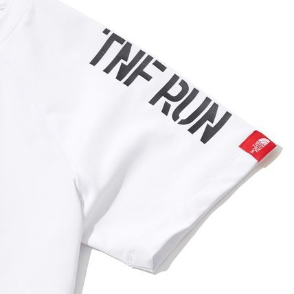 THE NORTH FACE キッズスポーツウェア 【THE NORTH FACE】K'S SUN FREE BIG LOGO LOUNGE SET White(6)