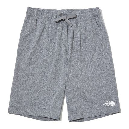 THE NORTH FACE キッズスポーツウェア 【THE NORTH FACE】K'S SUN FREE BIG LOGO LOUNGE SET White(8)