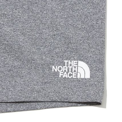 THE NORTH FACE キッズスポーツウェア 【THE NORTH FACE】K'S SUN FREE BIG LOGO LOUNGE SET White(11)