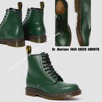 Dr Martens★1460 GREEN SMOOTH★8ホール★兼用