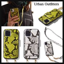 【Urban Outfitters】iPhoneケース 11/Pro/ProMax◆クロスボディ