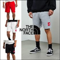 【THE NORTH FACE】NEVER STOP SHORT ボックスロゴ ハーフパンツ