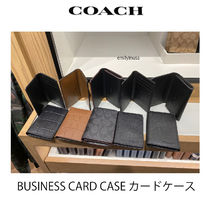 COACH★BUSINESS CARD CASE カードケース