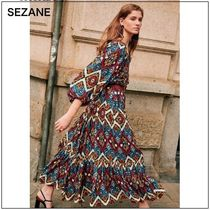 【SEZANE】20SS ワンピース Evelyna