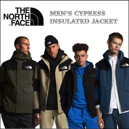 THE NORTH FACE ジャケットその他 【THE NORTH FACE】MEN'S CYPRESS INSULATED JACKET