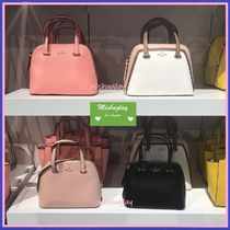 【kate spade】上品スタイル♪small dome satchel★2wayバッグ