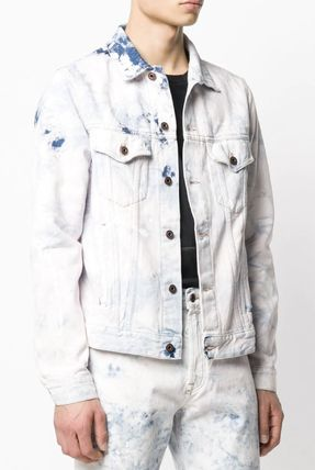 Off-White ジャケットその他 OFF WHITE ARROW SLIM JEANS JACKET(2)