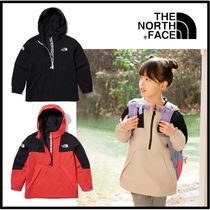 THE NORTH FACE☆ K'S NEW MOUNTAIN ANORAK_NA3BL04